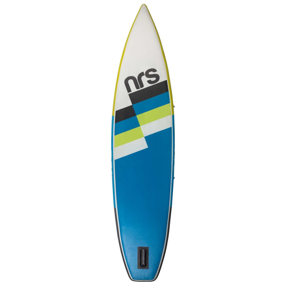 "NRS Escape Inflatable Paddleboard, 11' 6"" - WHITE/GREY"