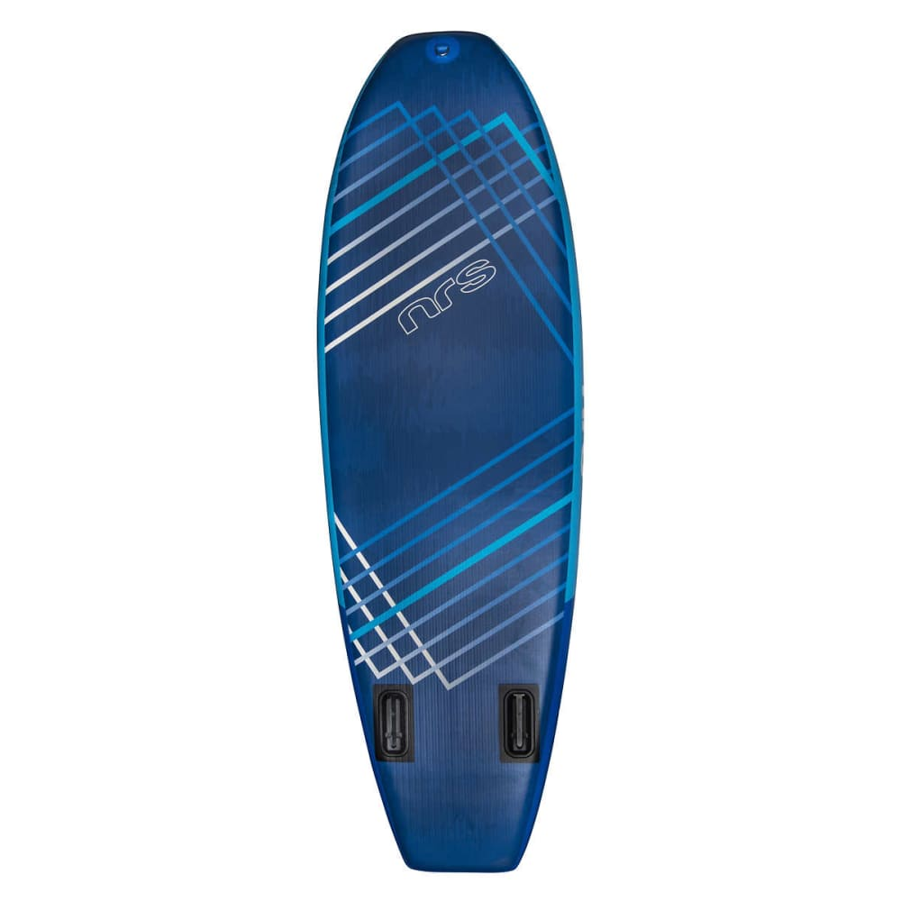 "NRS Quiver Inflatable Paddleboard, 9' 8"" - DARK BLUE/GREY"