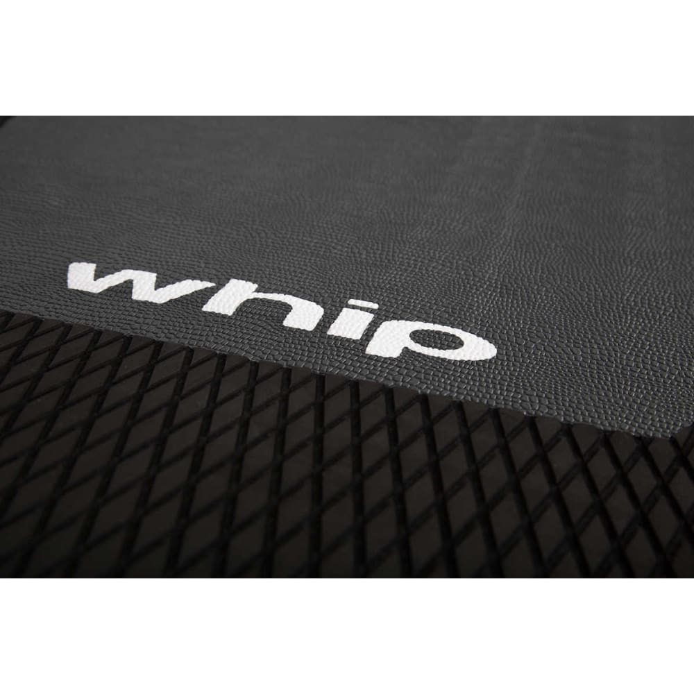 """NRS Whip Inflatable Paddleboard, 9' 2"""" - BLACK/GREY/GREEN"""