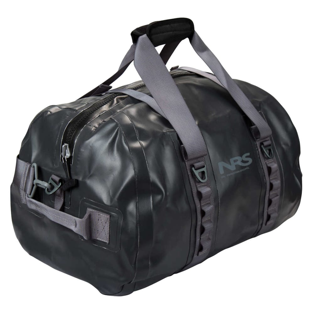 NRS Expedition DriDuffel Dry Bag, 70L - FLINT