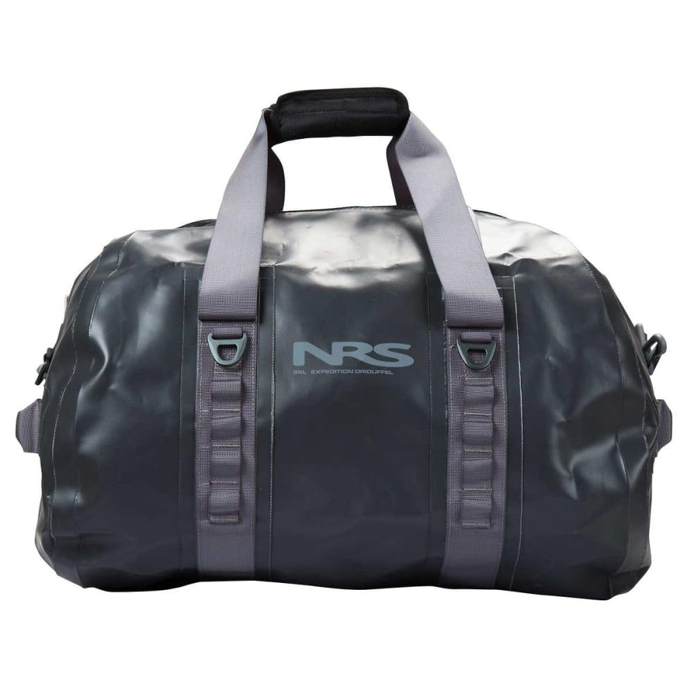 NRS Expedition DriDuffel Dry Bag, 70L - FLINT