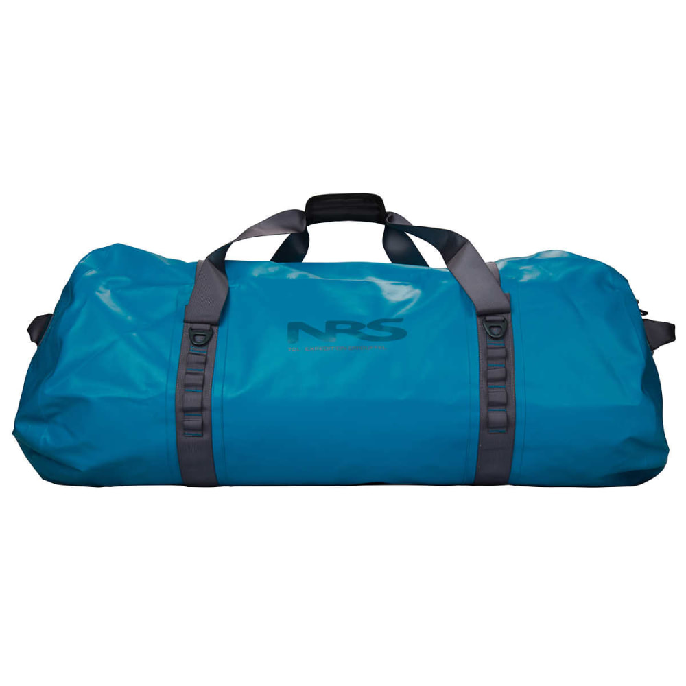 NRS Expedition DriDuffel Dry Bag, 70L - BLUE