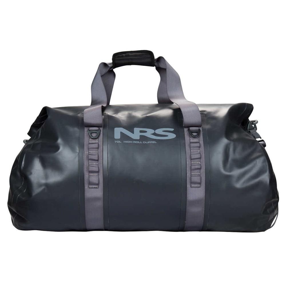 NRS High Roll Duffel Dry Bag, 70L - FLINT