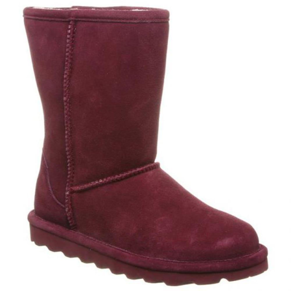 BEARPAW Women's Elle Short Boots 6