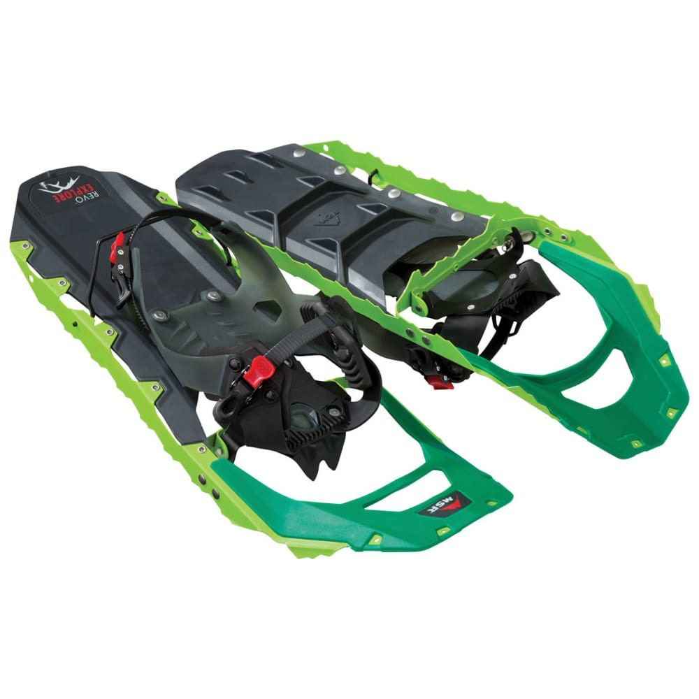 MSR Revo Explore 22 Snowshoes - SPRING GREEN