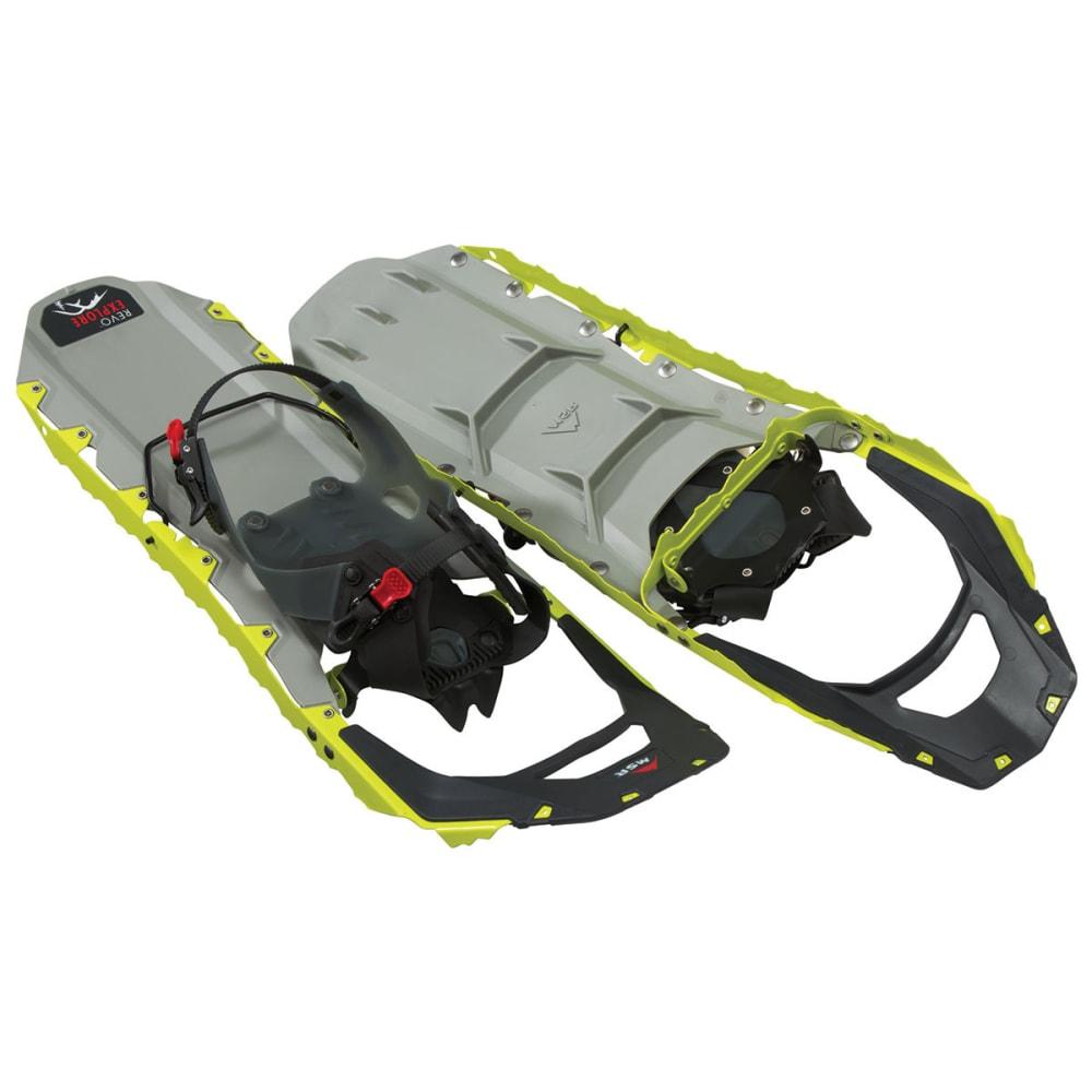MSR Revo Explore 25 Snowshoes - CHARTRUSE