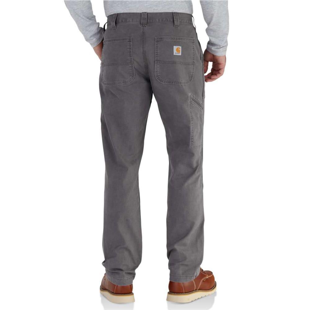 CARHARTT Men's Rugged Flex® Rigby Dungarees - 039 GRAVEL