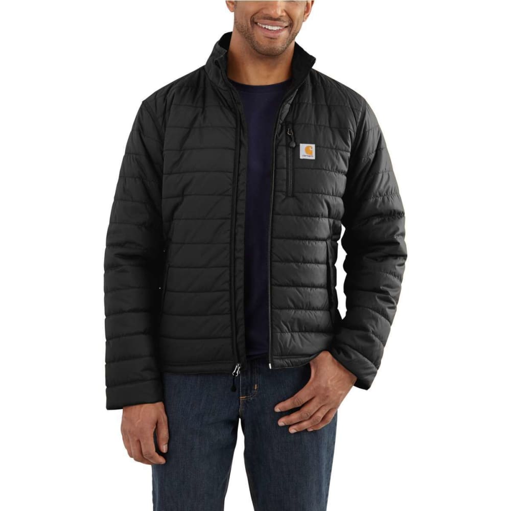 CARHARTT Men's Gilliam Work Jacket - BLACK 001