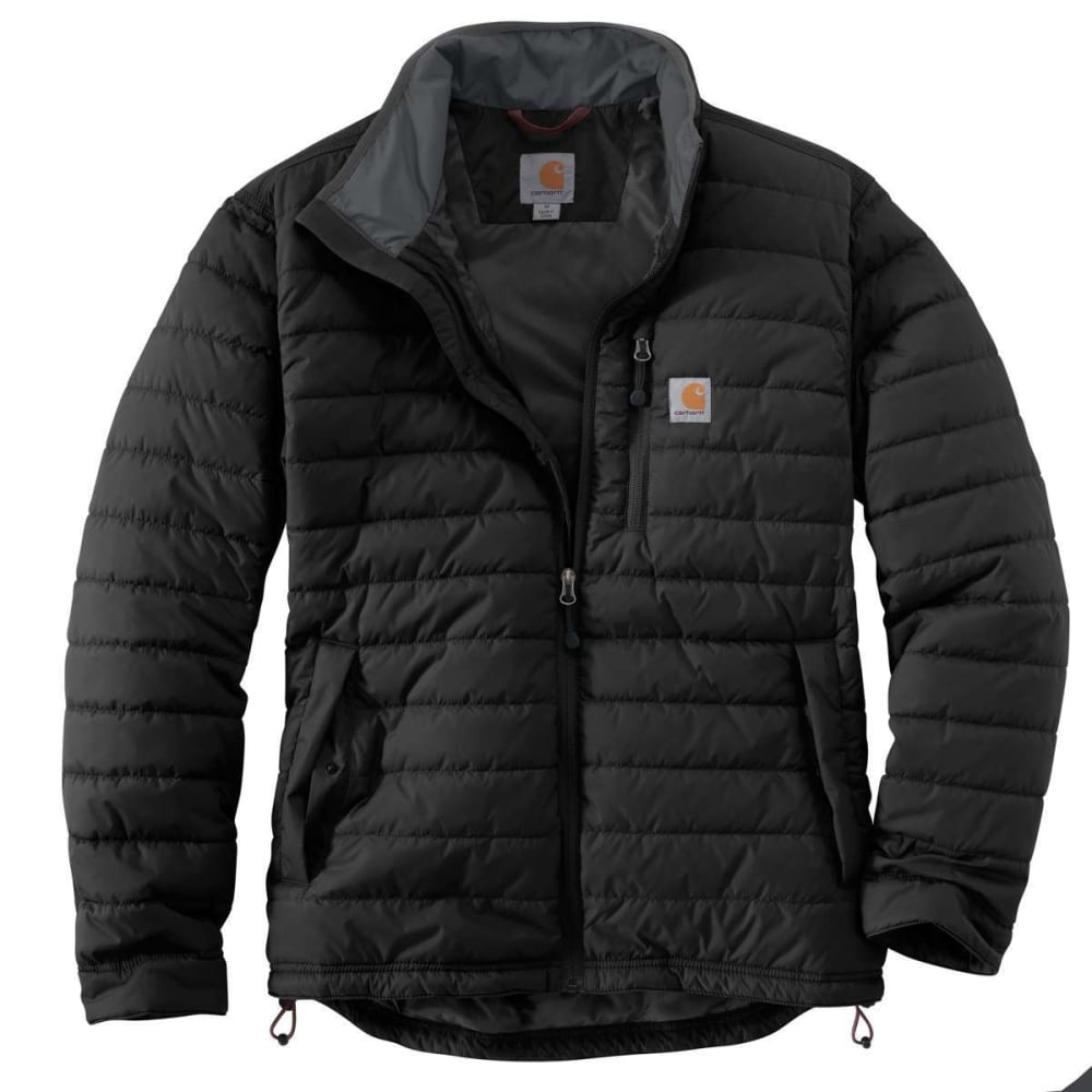 CARHARTT Men's Gilliam Work Jacket - BLACK 001