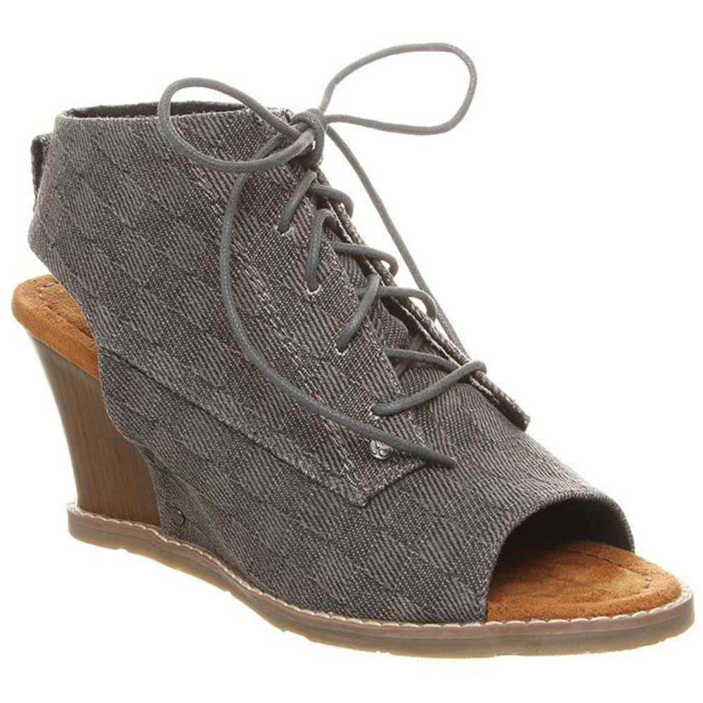BEARPAW Women's Aracelli Wedge Sandals 5