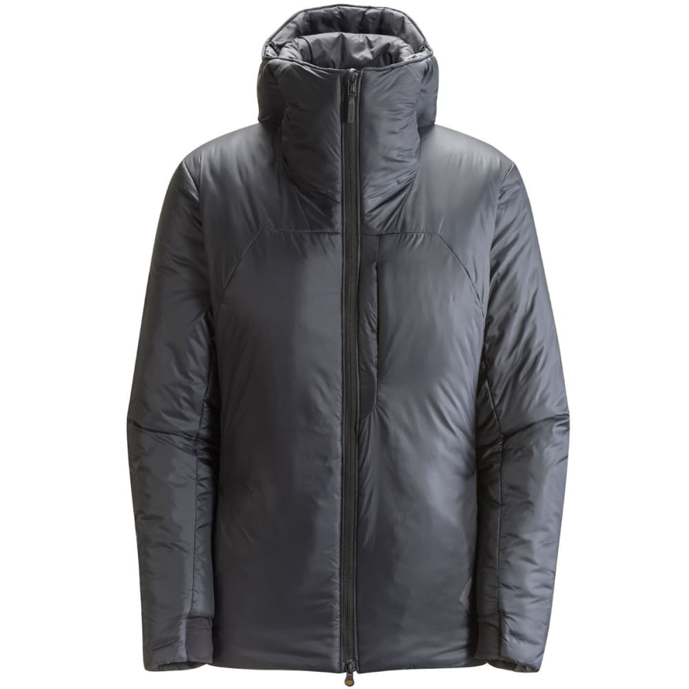 BLACK DIAMOND Women's Stance Belay Parka - BLACK