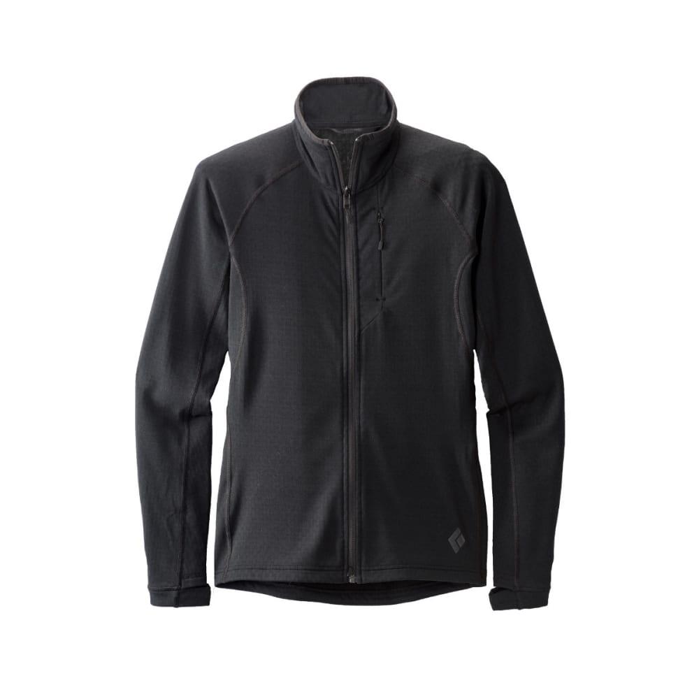 BLACK DIAMOND Women's Coefficient Fleece Jacket - BLACK