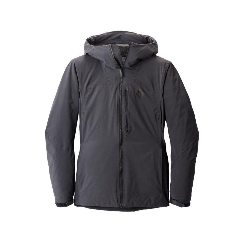 BLACK DIAMOND Women's Mission Down Ski Parka - SMOKE