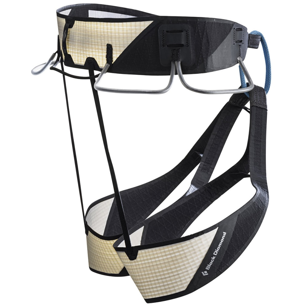 BLACK DIAMOND Vision Climbing Harness - WHITE