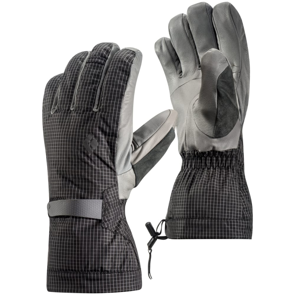 BLACK DIAMOND Helio Three In One Gloves, Ash - ASH