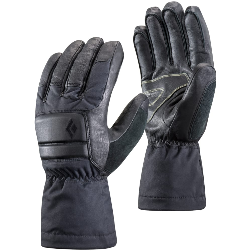 BLACK DIAMOND Women's Spark Powder Gloves - SMOKE