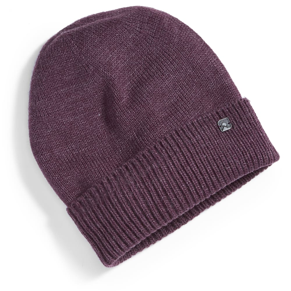 EMS Women's Basic Pom Beanie - PICKLED BEET HTR
