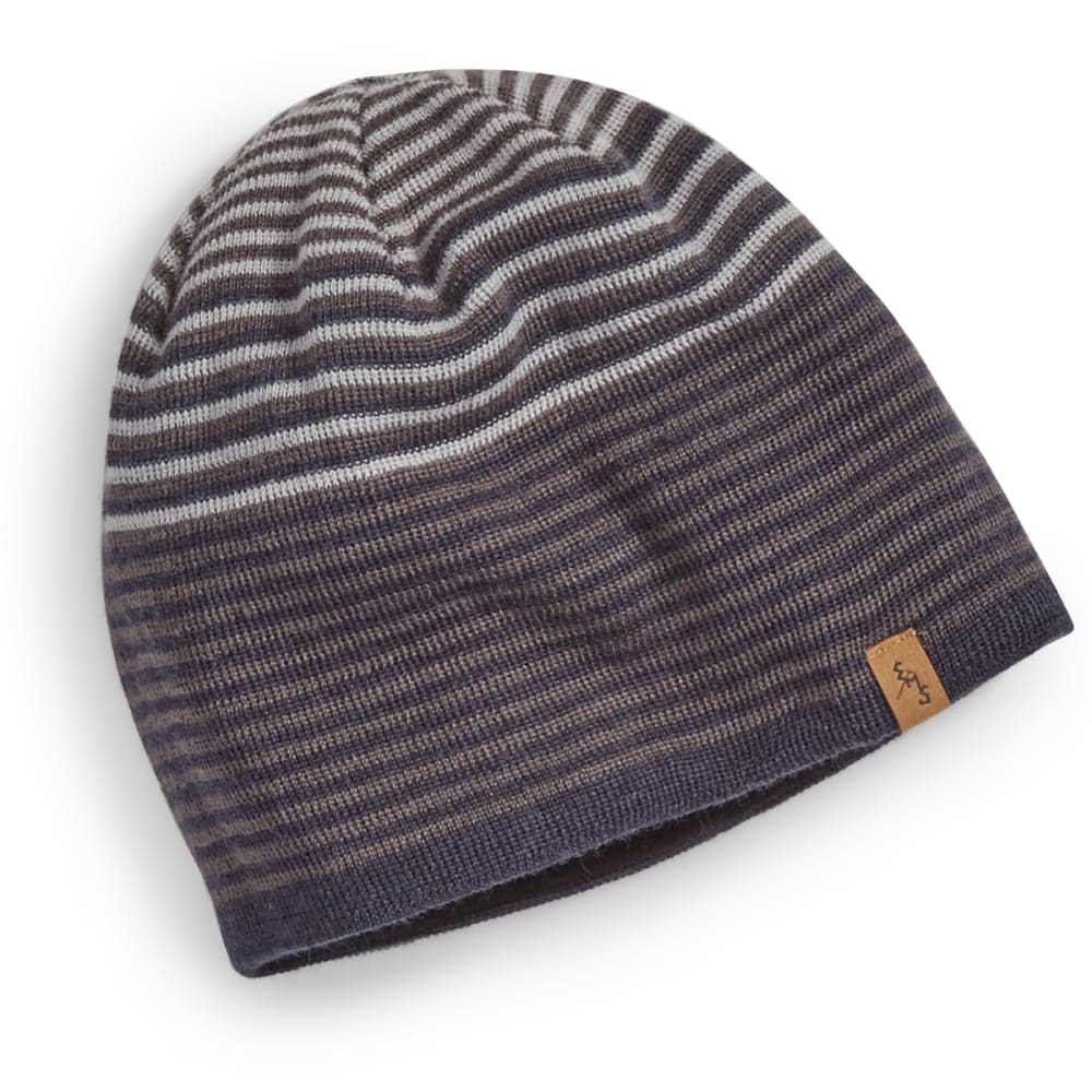 EMS® Men's Striped Beanie - PEARL BLUE