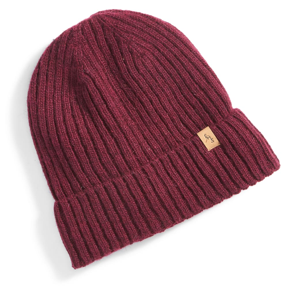 EMS® Women's Rib Knit Beanie - PORT ROYALE HTR