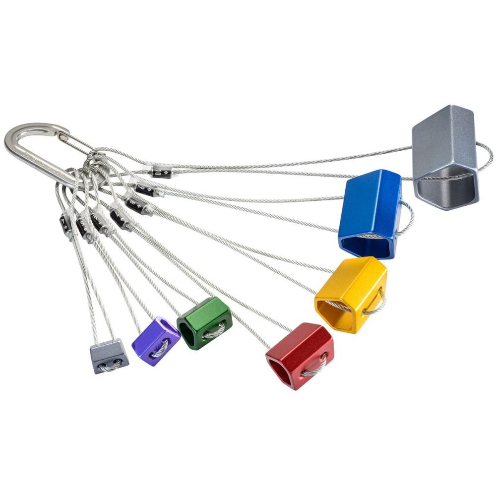 BLACK DIAMOND Wired Hexentric Set #4-10 - MULTI