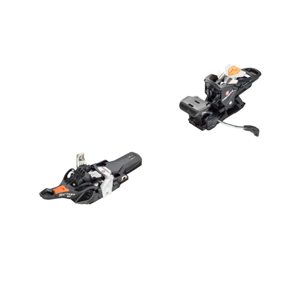 FRITSCHI Tecton 12 W/ 120MM Brake Binding, Black - BLACK