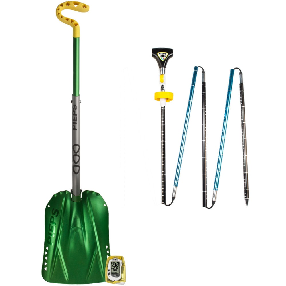 PIEPS Micro Avy Safety Set - GREEN