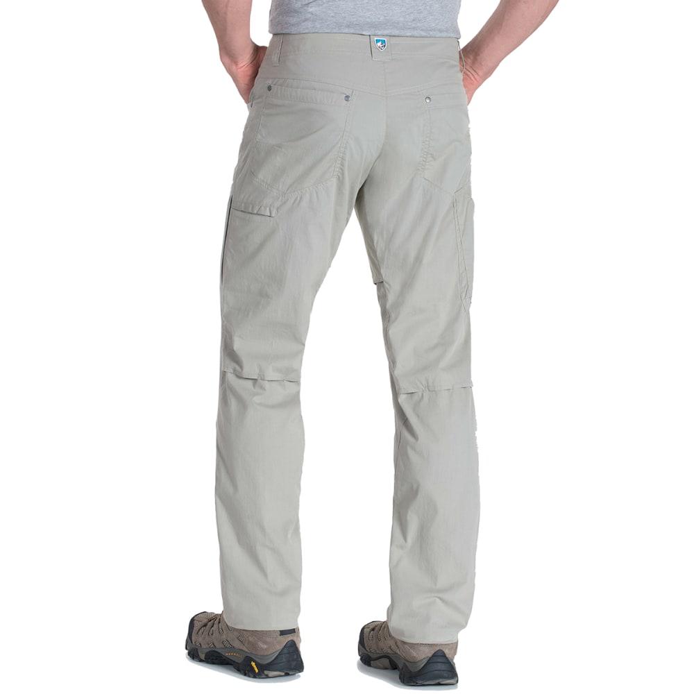 KÜHL Men's Kontra Air Pants, Short - LKK-LIGHT KHAKI