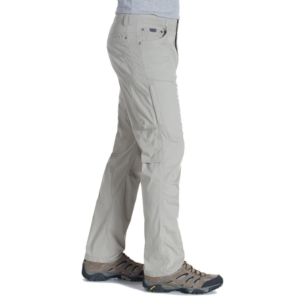 KUHL Men's Kontra Air Pants, Short - LKK-LIGHT KHAKI