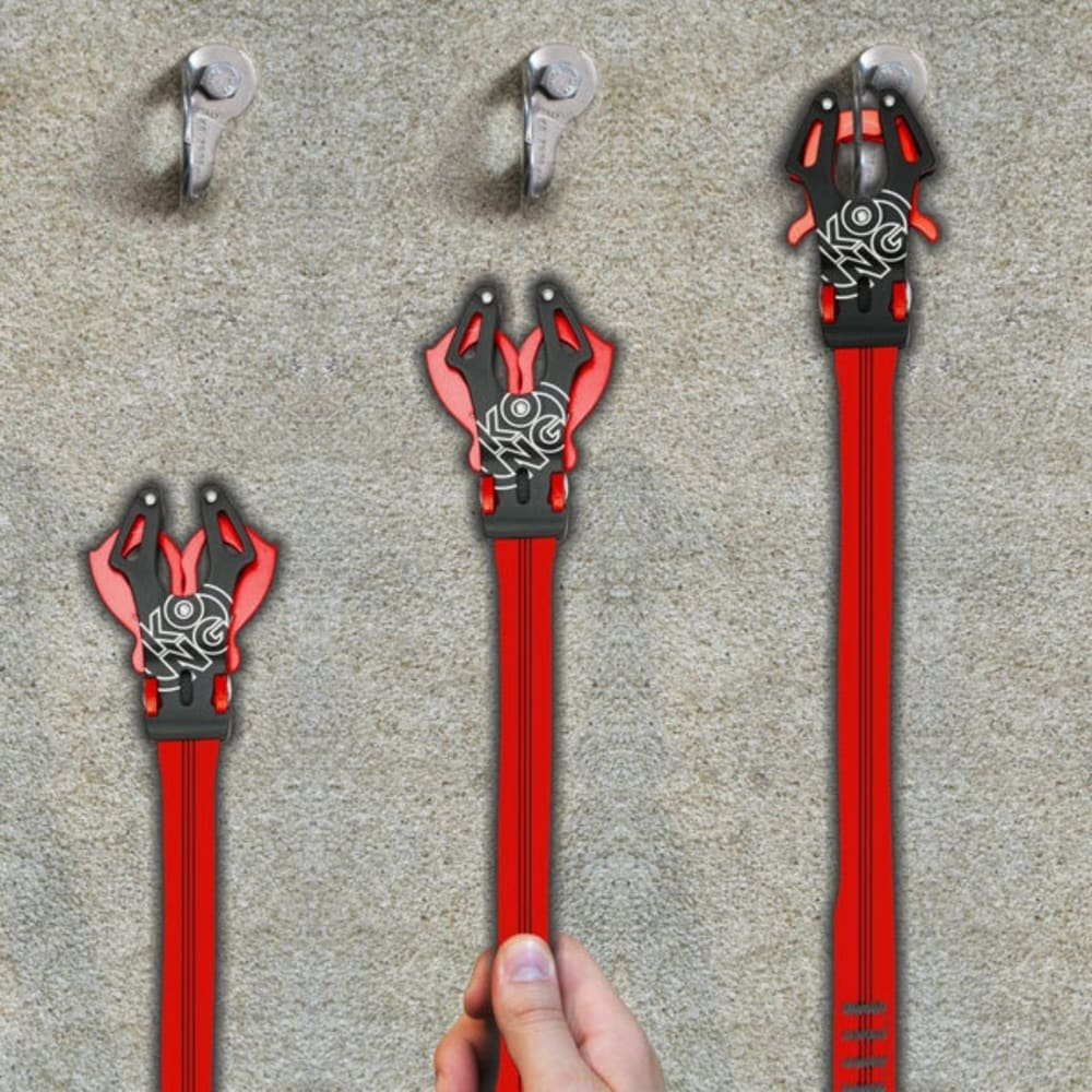 KONG Prog- 30cm - RED