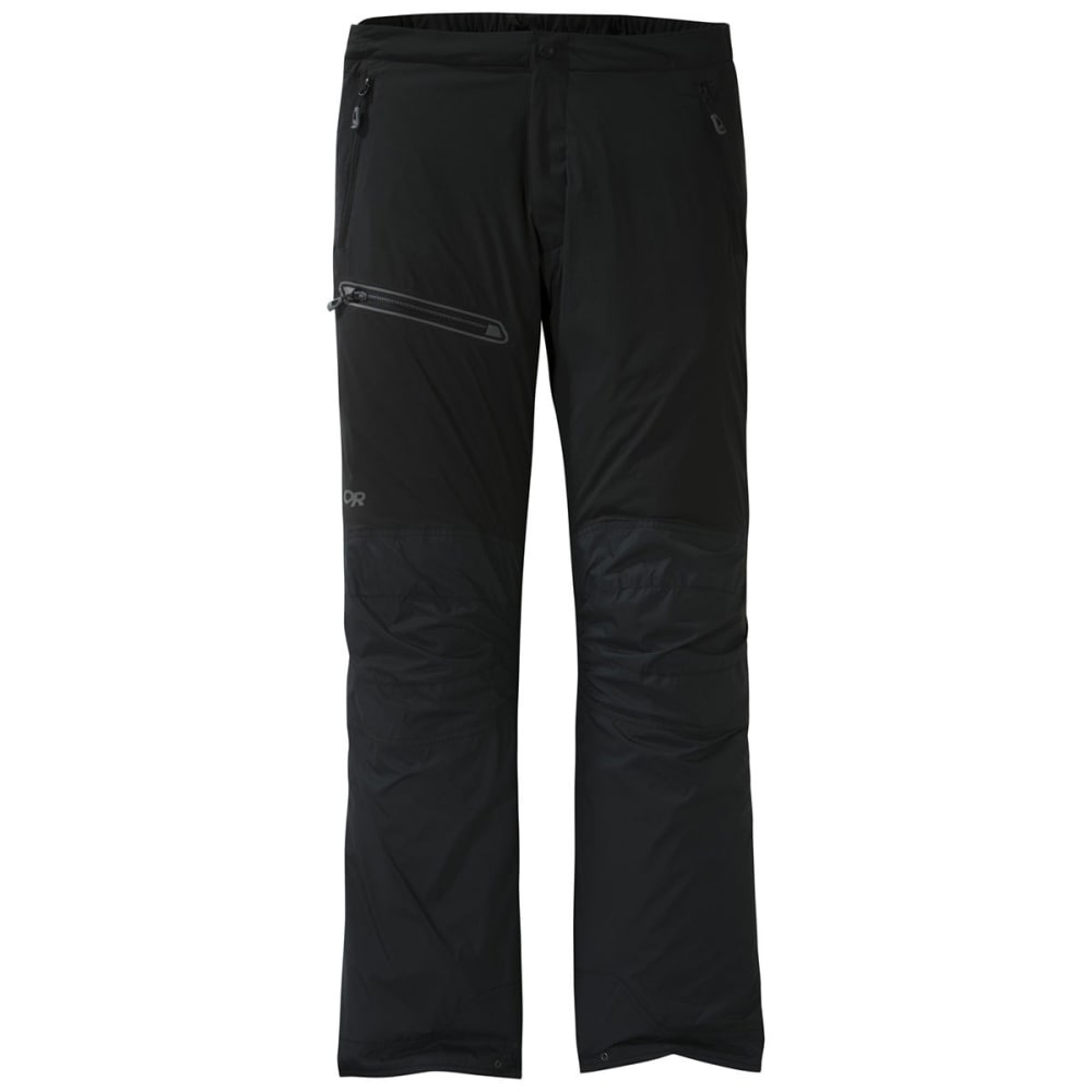 OUTDOOR RESEARCH Men's Ascendant Pants - BLACK