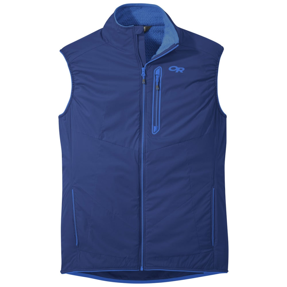 OUTDOOR RESEARCH Men's Ascendant Vest - BALTIC/GLACIER