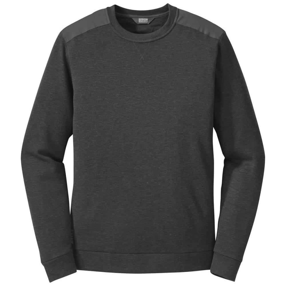 OUTDOOR RESEARCH Men's Blackridge Guide Sweater - CHARCOAL