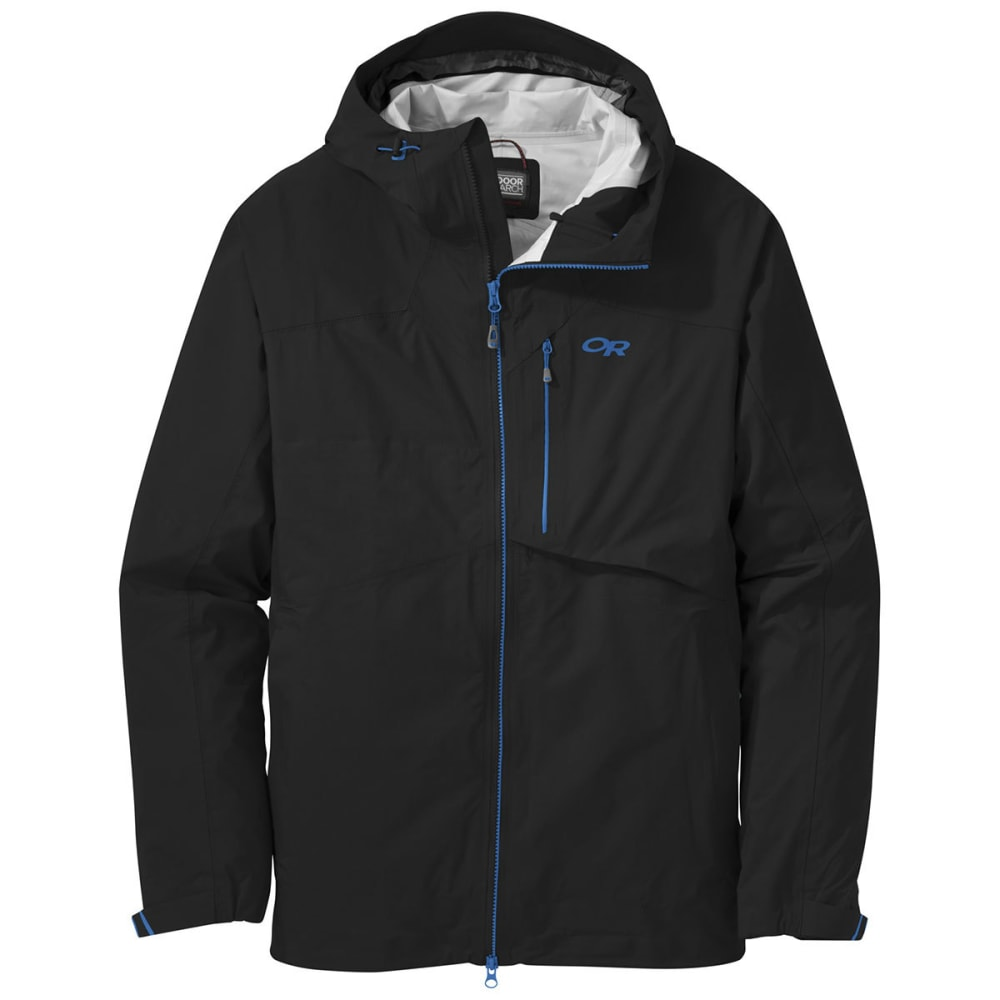 OUTDOOR RESEARCH Men's Bolin Jacket - BLACK