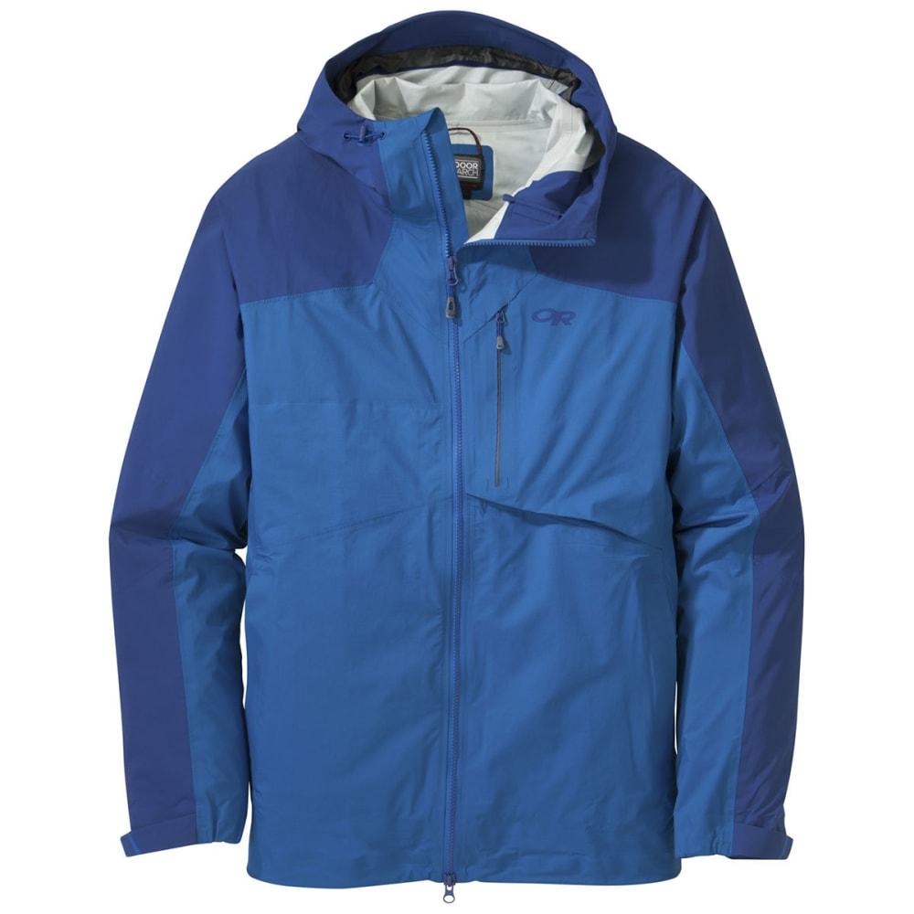 OUTDOOR RESEARCH Men's Bolin Jacket - GLACIER/BALTIC