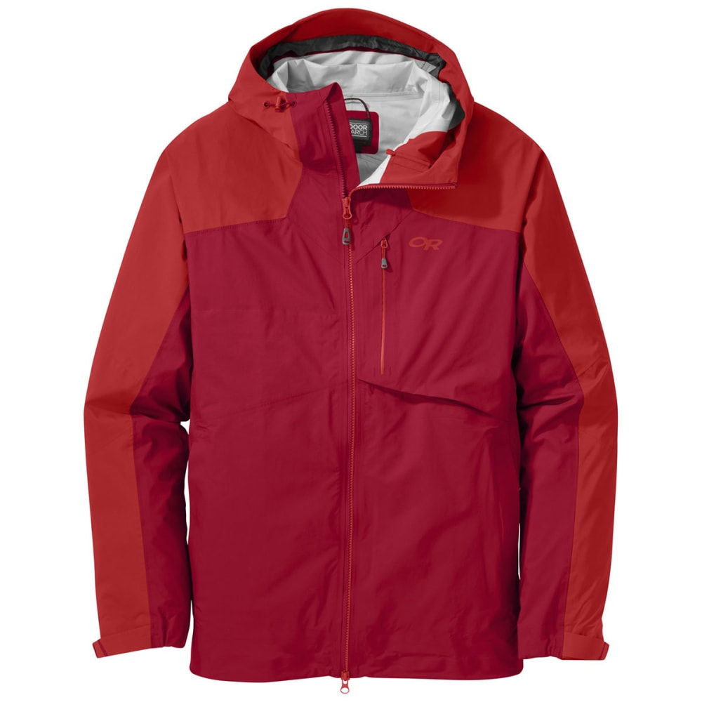 OUTDOOR RESEARCH Men's Bolin Jacket - AGATE