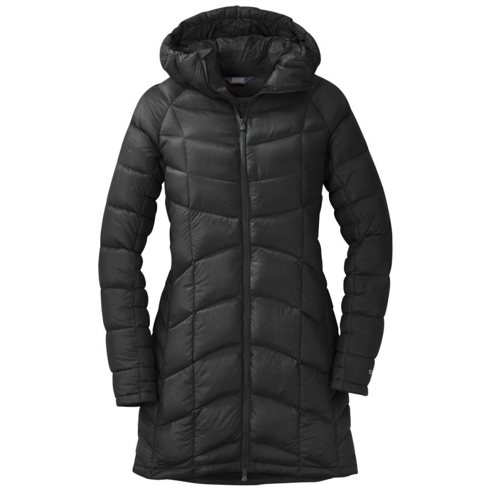 OUTDOOR RESEARCH Women's Sonata Ultra Down Parka - BLACK