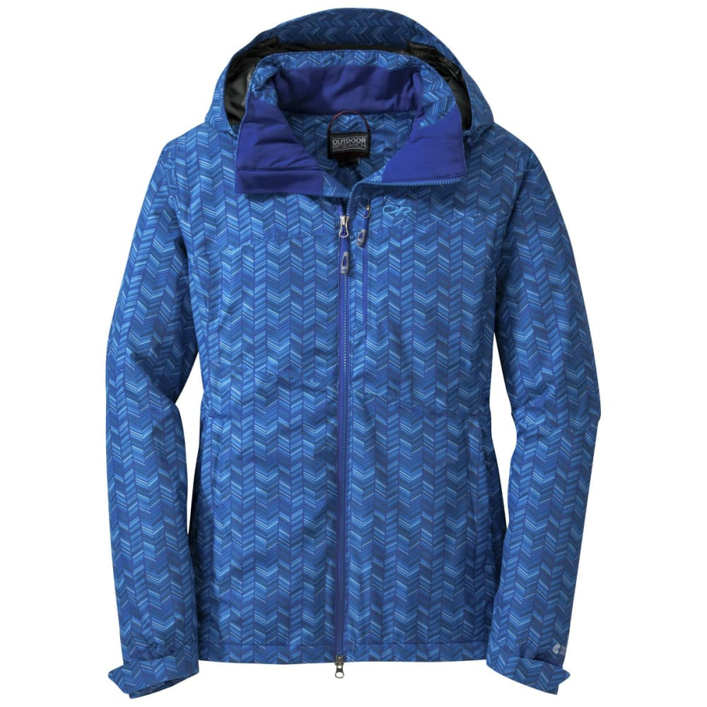 OUTDOOR RESEARCH Women's Igneo Jacket - BALTIC PRINT