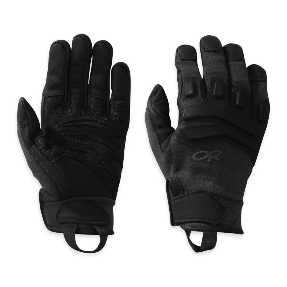 OUTDOOR RESEARCH Firemark Sensor Gloves - BLACK