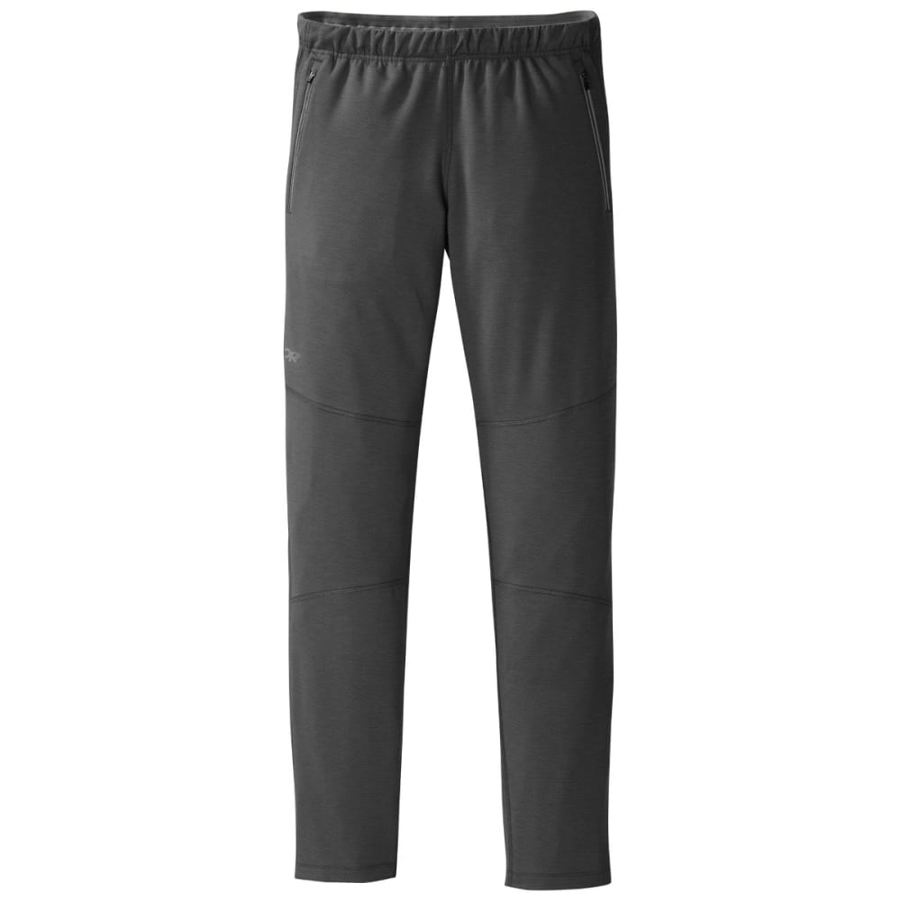 OUTDOOR RESEARCH Men's Shiftup Tights - BLACK/CHARCOAL