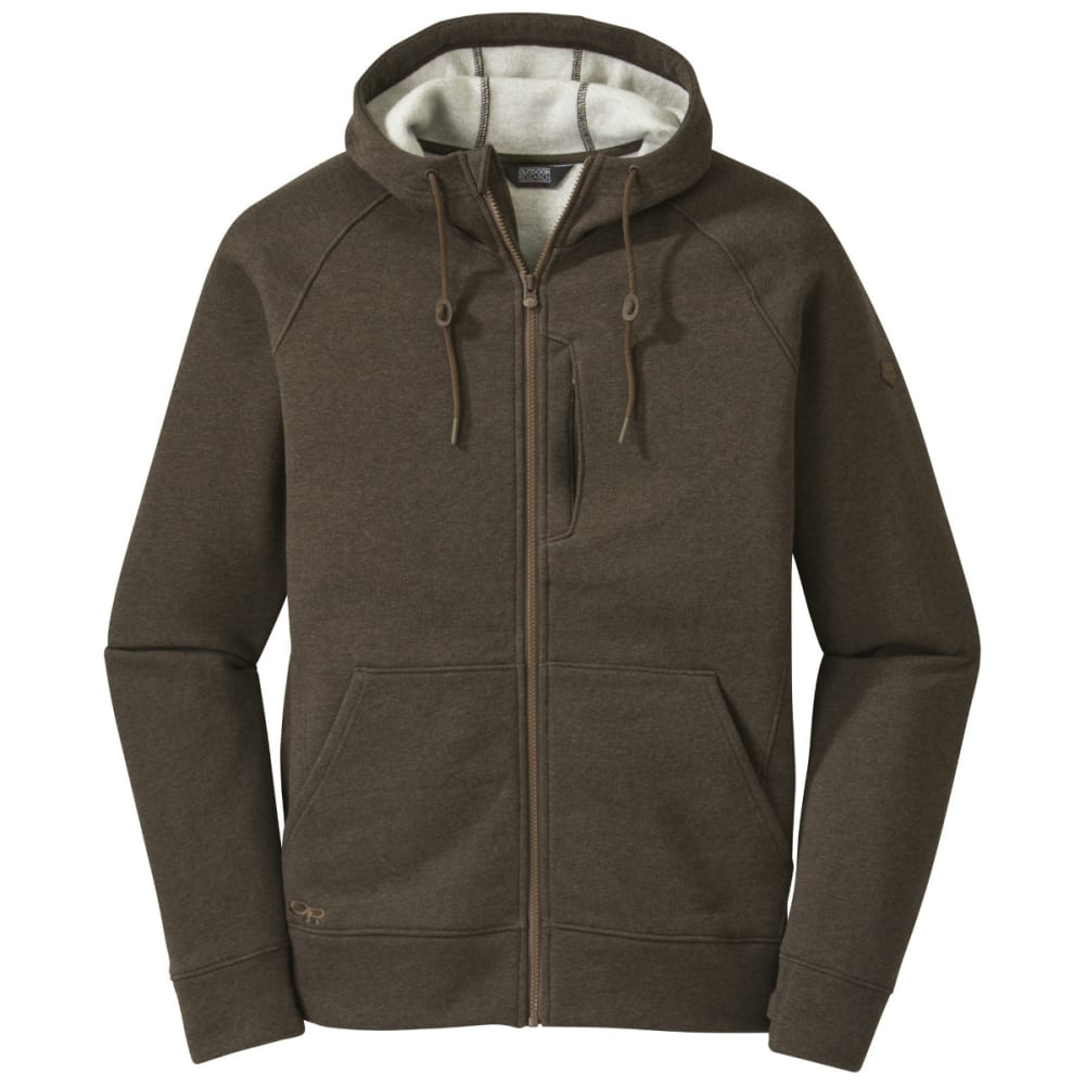 OUTDOOR RESEARCH Men's Revy Hoody - EARTH