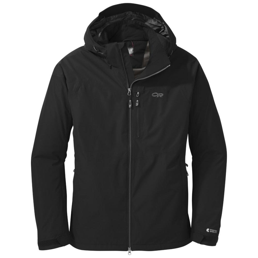 OUTDOOR RESEARCH Men's Igneo Jacket - BLACK