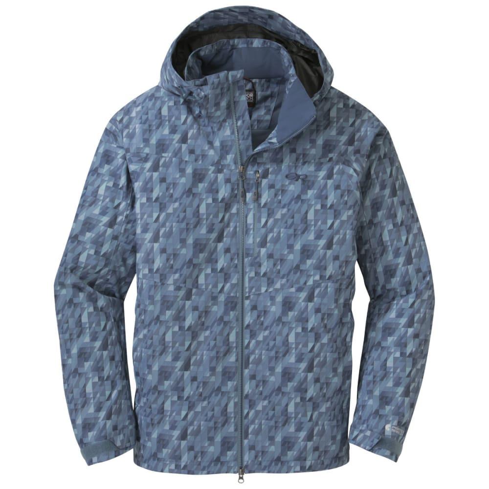 OUTDOOR RESEARCH Men's Igneo Jacket - VINTAGE PRINT