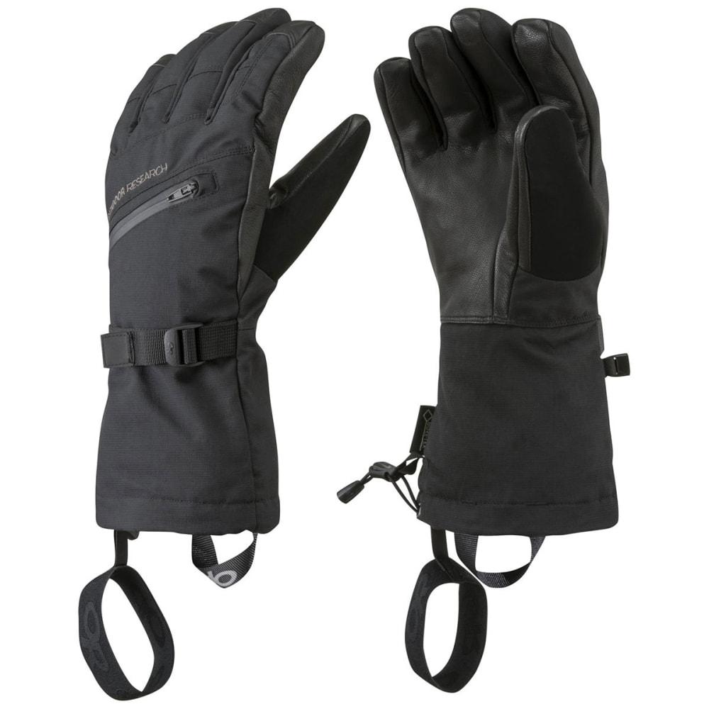 OUTDOOR RESEARCH Men's Southback Sensor Gloves - BLACK
