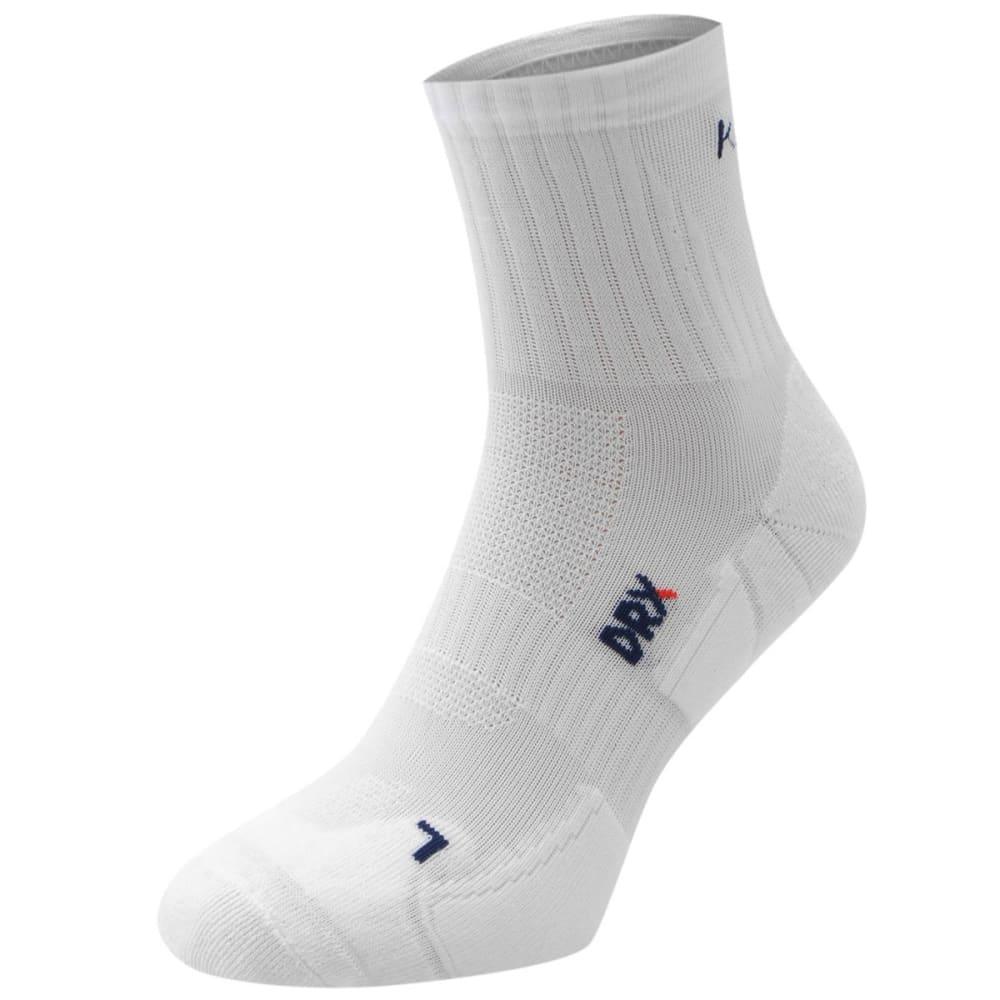 KARRIMOR Men's Dri Skin Running Socks, 2 Pack - WHITE