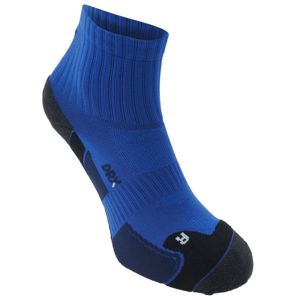 KARRIMOR Men's Dri Skin Running Socks, 2 Pack - BLUE/NVY