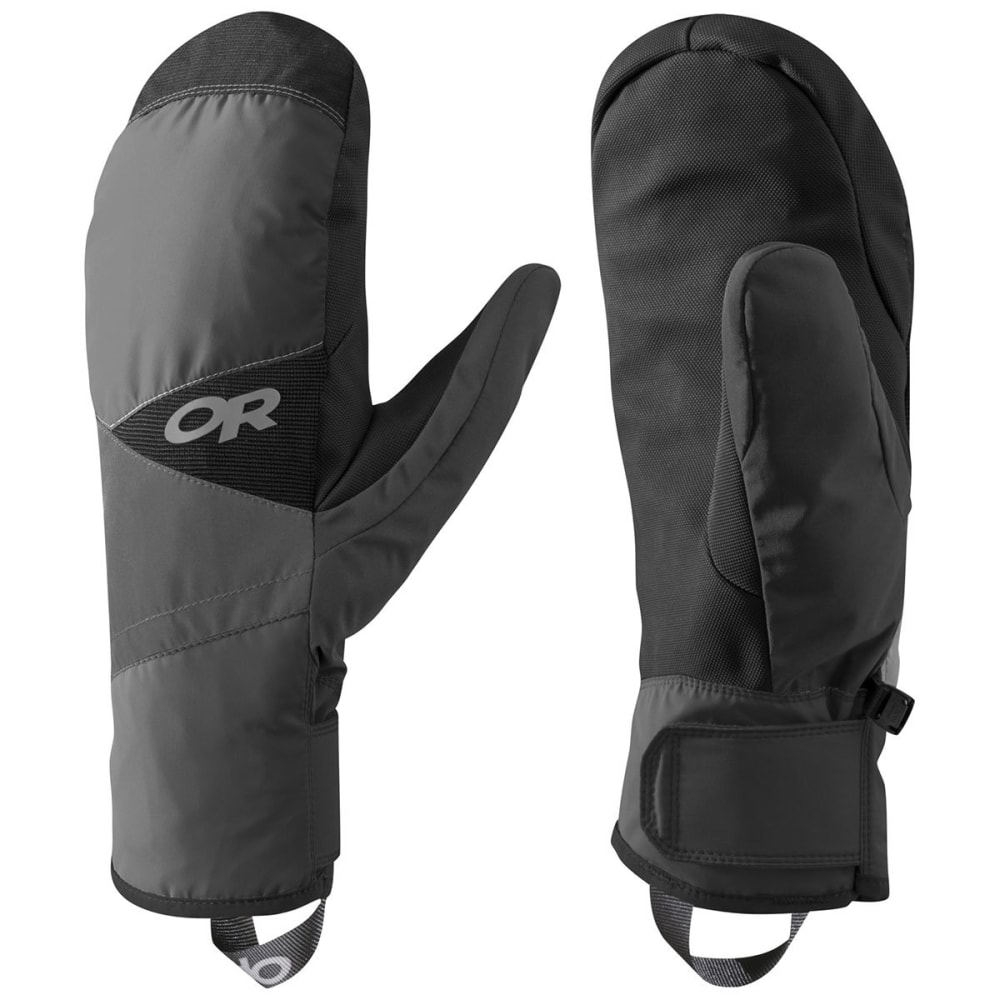 OUTDOOR RESEARCH Centurian Mitts - BLACK
