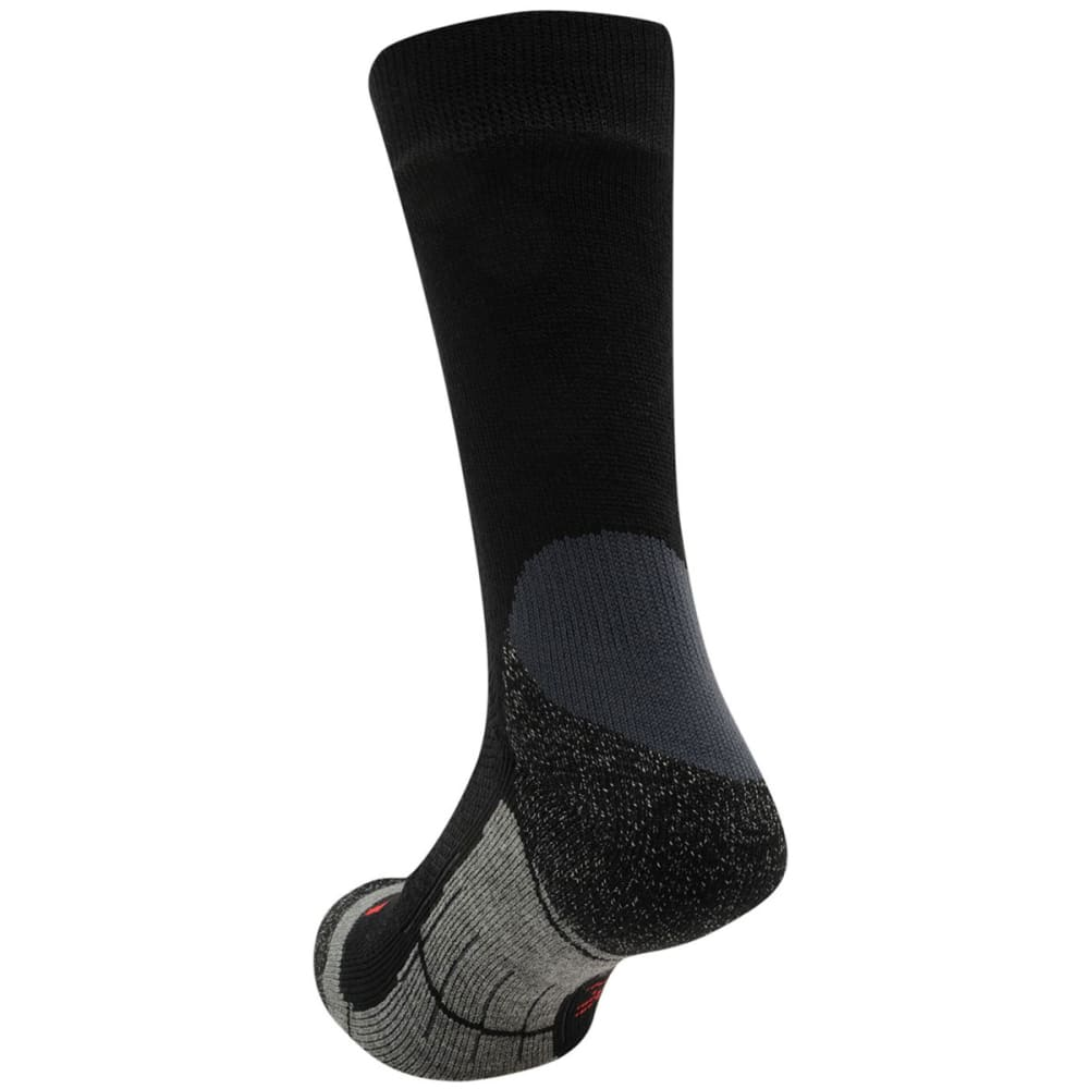 KARRIMOR Men's Trekking Socks, 2 Pack - BLACK