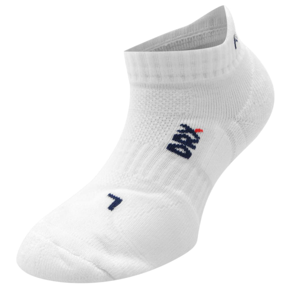 KARRIMOR Kids' Running Socks, 2 Pack - WHITE