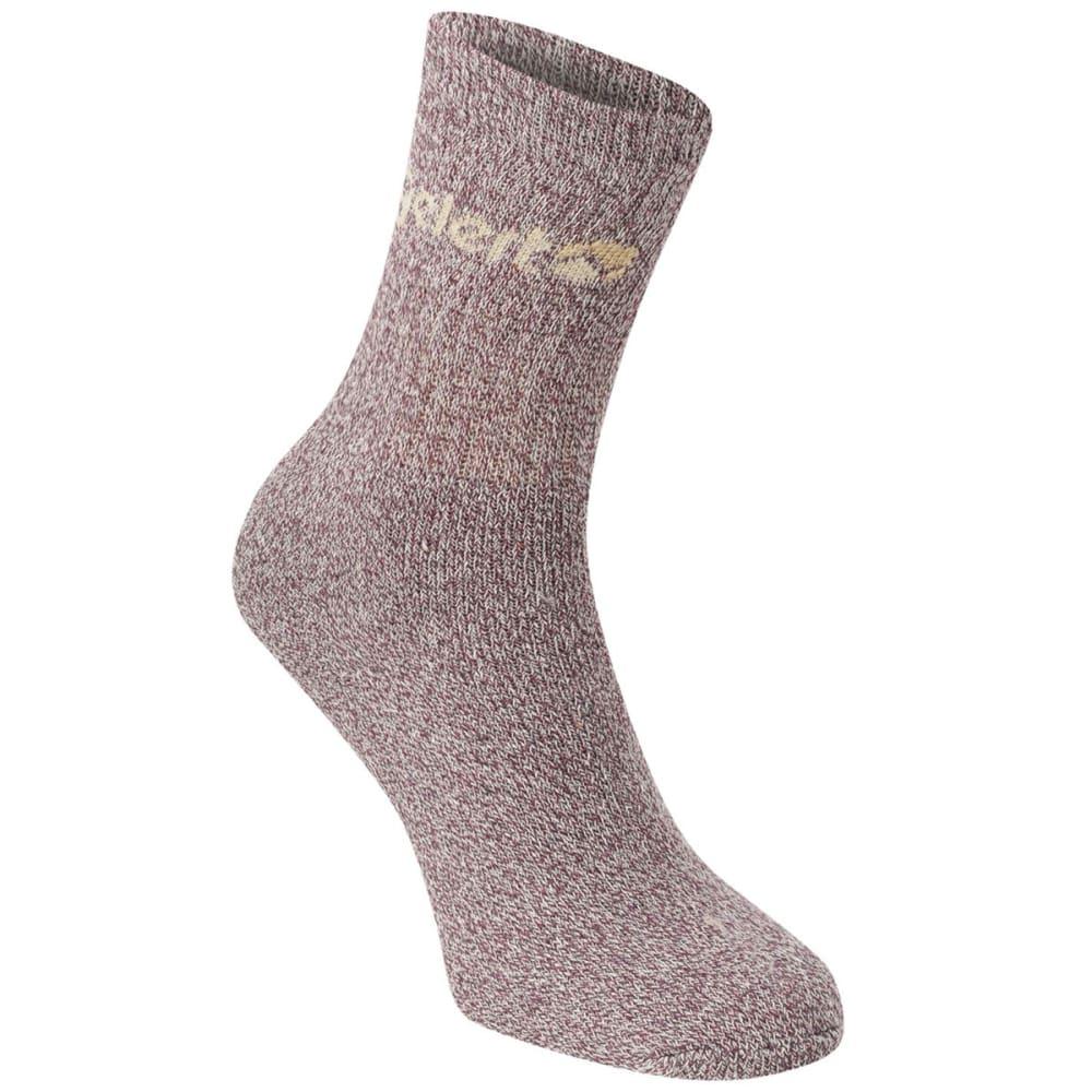 GELERT Women's Hiking Boot Socks, 4 Pack - PINK