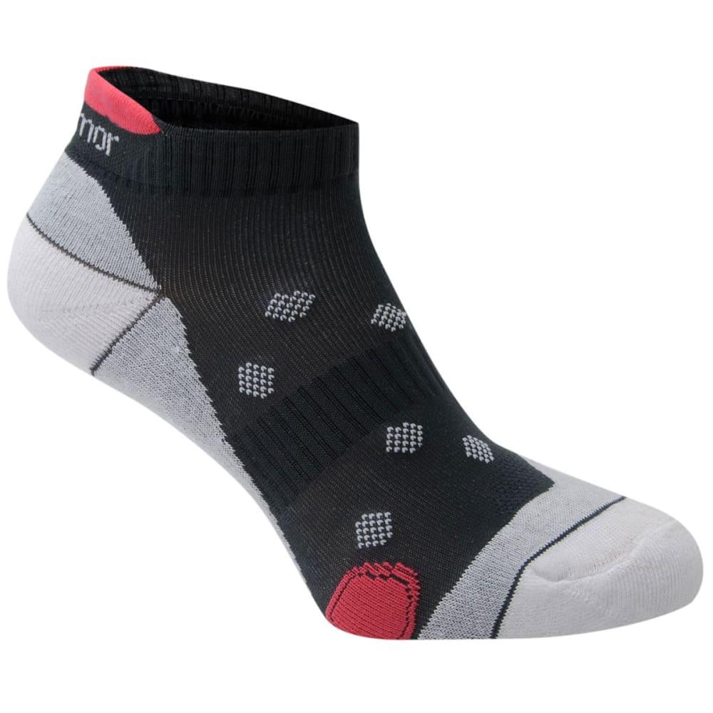 KARRIMOR Women's Running Socks, 2 Pack - MID GRY